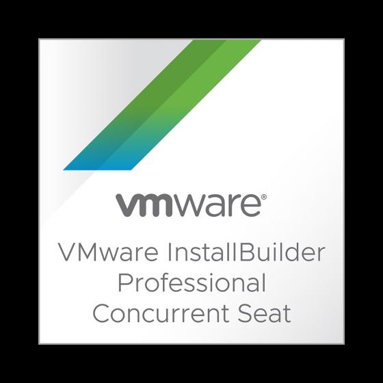 VMware InstallBuilder Professional Concurrent seat