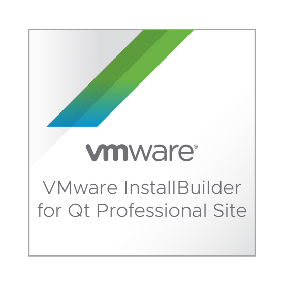 VMware InstallBuilder for Qt Professional Site