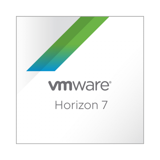 VMware Horizon 7: What's New [V6.x to V7.x] - On Demand