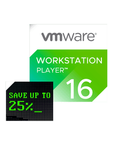 VMware Workstation 16 Player