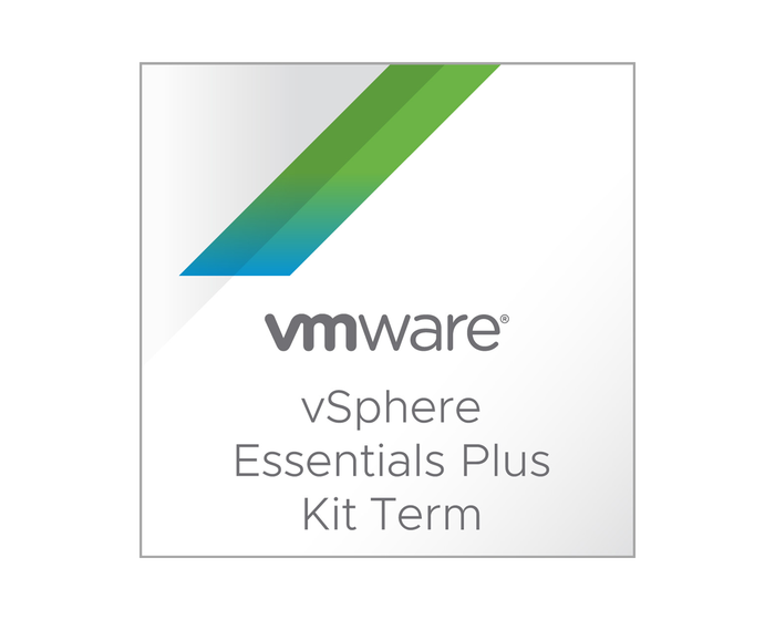 VMware vSphere Essentials Plus Kit Term